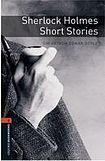 Oxford University Press New Oxford Bookworms Library 2 Sherlock Holmes Short Stories Audio CD Pack cena od 373 Kč