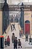 Oxford University Press New Oxford Bookworms Library 2 Stories from the Five Towns Audio CD Pack cena od 137 Kč