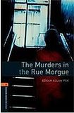 Oxford University Press New Oxford Bookworms Library 2 The Murders in the Rue Morgue Audio CD Pack cena od 0 Kč