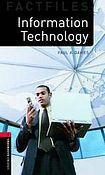 Oxford University Press New Oxford Bookworms Library 3 Information Technology Factfile Audio CD Pack cena od 206 Kč