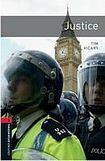 Oxford University Press New Oxford Bookworms Library 3 Justice cena od 100 Kč