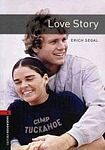 Oxford University Press New Oxford Bookworms Library 3 Love Story Audio CD Pack cena od 125 Kč