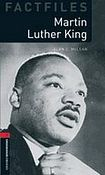 XXL obrazek Oxford University Press New Oxford Bookworms Library 3 Martin Luther King Factfile