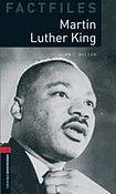 Oxford University Press New Oxford Bookworms Library 3 Martin Luther King Factfile Audio CD Pack cena od 157 Kč