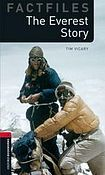 XXL obrazek Oxford University Press New Oxford Bookworms Library 3 The Everest Story Factfile Audio CD Pack