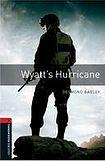 Oxford University Press New Oxford Bookworms Library 3 Wyatt´s Hurricane cena od 105 Kč