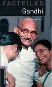 Oxford University Press New Oxford Bookworms Library 4 Gandhi cena od 108 Kč