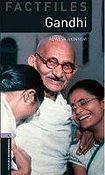 Oxford University Press New Oxford Bookworms Library 4 Gandhi Factfile Audio CD Pack cena od 157 Kč