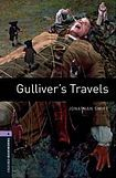 XXL obrazek Oxford University Press New Oxford Bookworms Library 4 Gulliver´s Travels Audio CD Pack