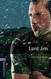 Oxford University Press New Oxford Bookworms Library 4 Lord Jim cena od 108 Kč