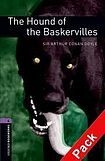Oxford University Press New Oxford Bookworms Library 4 The Hound of the Baskervilles Audio CD Pack cena od 125 Kč
