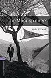 Oxford University Press New Oxford Bookworms Library 4 The Moonspinners cena od 111 Kč