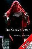 XXL obrazek Oxford University Press New Oxford Bookworms Library 4 The Scarlet Letter Audio CD Pack