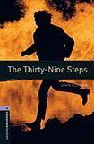 Oxford University Press New Oxford Bookworms Library 4 The Thirty-Nine Steps cena od 86 Kč