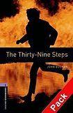 Oxford University Press New Oxford Bookworms Library 4 The Thirty-Nine Steps Audio CD Pack cena od 125 Kč