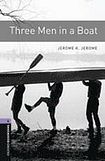 Oxford University Press New Oxford Bookworms Library 4 Three Men in a Boat cena od 112 Kč