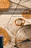 Oxford University Press New Oxford Bookworms Library 4 Treasure Island cena od 86 Kč