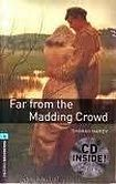 Oxford University Press New Oxford Bookworms Library 5 Far From The Madding Crowd Audio CD Pack cena od 179 Kč