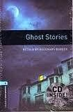 Oxford University Press New Oxford Bookworms Library 5 Ghost Stories Audio CD Pack cena od 137 Kč