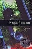 XXL obrazek Oxford University Press New Oxford Bookworms Library 5 Kings Ransom Audio CD Pack