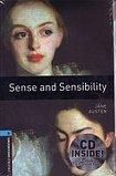 XXL obrazek Oxford University Press New Oxford Bookworms Library 5 Sense and Sensibility Audio CD Pack