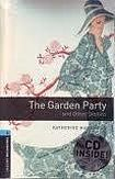 Oxford University Press New Oxford Bookworms Library 5 The Garden Party Audio CD Pack cena od 0 Kč