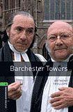 Oxford University Press New Oxford Bookworms Library 6 Barchester Towers cena od 64 Kč