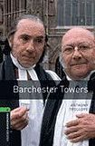 Oxford University Press New Oxford Bookworms Library 6 Barchester Towers with Audio CD cena od 172 Kč