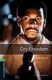 Oxford University Press New Oxford Bookworms Library 6 Cry Freedom cena od 93 Kč