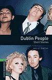 Oxford University Press New Oxford Bookworms Library 6 Dublin People cena od 122 Kč