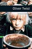 Oxford University Press New Oxford Bookworms Library 6 Oliver Twist Audio CD Pack cena od 323 Kč