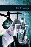 XXL obrazek Oxford University Press New Oxford Bookworms Library 6 The Enemy Audio CD Pack