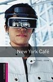 Oxford University Press New Oxford Bookworms Library Starter New York Café Audio CD Pack cena od 143 Kč