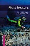 Oxford University Press New Oxford Bookworms Library Starter Pirate Treasure cena od 83 Kč