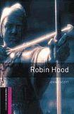 Oxford University Press New Oxford Bookworms Library Starter Robin Hood cena od 80 Kč