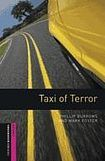 Oxford University Press New Oxford Bookworms Library Starter Taxi of Terror cena od 83 Kč