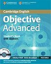 Cambridge University Press Objective Advanced 3rd edition Student´s Book Pack (Student´s Book with answers with CD-ROM and Class Audio CDs (3)) cena od 816 Kč