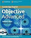 Cambridge University Press Objective Advanced 3rd edition Student´s Book without answers with CD-ROM cena od 552 Kč