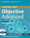 Cambridge University Press Objective Advanced 3rd edition Workbook with answers with Audio CD cena od 308 Kč