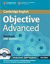 Cambridge University Press Objective Advanced 3rd edition Workbook with answers with Audio CD cena od 308 Kč