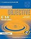 Cambridge University Press Objective CAE Student´s Book 2nd Edition cena od 664 Kč
