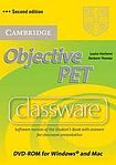 Cambridge University Press Objective PET 2nd Edition Classware DVD-ROM cena od 1 824 Kč