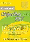 Cambridge University Press Objective PET 2nd Edition Classware DVD-ROM cena od 1824 Kč