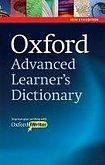 Oxford University Press Oxford Advanced Learner´s Dictionary. 8th Edition International Student´s Edition with CD-ROM cena od 0 Kč
