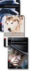 Oxford University Press Oxford Bookworms Library Bestseller Packs Stage 3 cena od 817 Kč