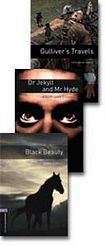Oxford University Press Oxford Bookworms Library Bestseller Packs Stage 4 cena od 823 Kč