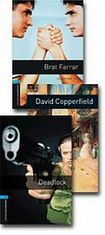 Oxford University Press Oxford Bookworms Library Bestseller Packs Stage 5 cena od 0 Kč