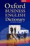 Oxford University Press Oxford Business English Dictionary for learners of English + CD-ROM