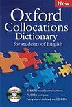 Oxford University Press Oxford Collocations Dictionary for Students of English (2nd Edition) with CD-ROM cena od 471 Kč