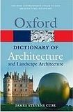 XXL obrazek Oxford University Press OXFORD DICTIONARY OF ARCHITECTURE AND LANDSCAPE ARCHITECTURE 2nd Edition